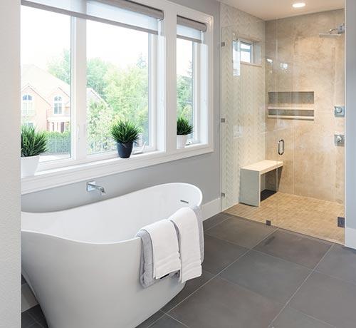 Reformas baños en Amorebieta